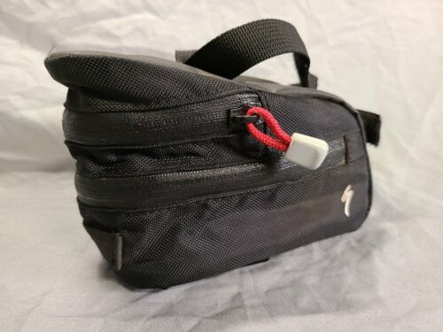 Specialized Saddle Bag Rear Seat Bag Cycling Bag Black Color