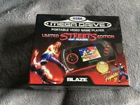 AT Games Sega MegaDrive Portable RRP £60 Streets of Rage Limited Edition