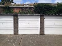 Single, Secure Lock-Up Garage to Rent - Close to Worthing Station & Broadwater