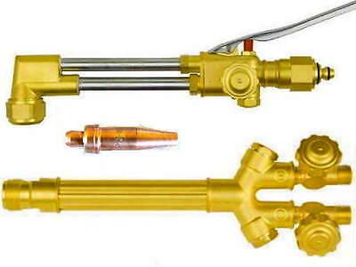 Victor 300 315c Type Oxygenacetylene Or Propane Welding Torch Wtip Size 1