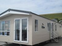 Luxury 14ft wide static caravan holiday home 2 bed New For sale South Devon- Free brochure!
