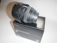 Sigma 24-70mm Lens Canon mount