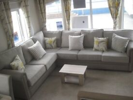 Brand new 2018 static caravan holiday home for sale- South Devon. Challaborough Bay Holiday Park