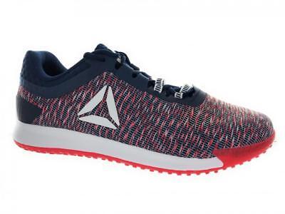 b06f98d3c3e8 Men s Reebok JJ II Low Training Shoes CN2219 White Navy Red Size 12.5