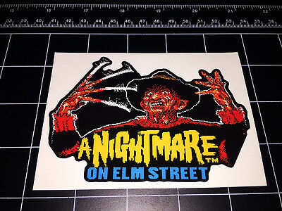 A Nightmare On Elm Street Freddy Krueger video - Freddy Krueger Zubehör
