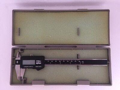 Fowler Sylvac 6 Digital Caliper