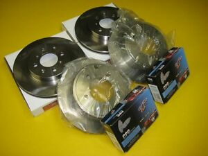 Brake Rotors Ceramic Pads Front & Rear ALL Cars & Trucks