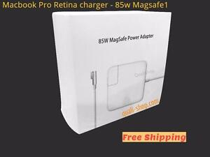 85w Apple MacBook  PRO RETINA Charger (Magsafe1) - $22.95 - Best Quality - Buy It Now! - FREE SHIPPING!!! CANADA