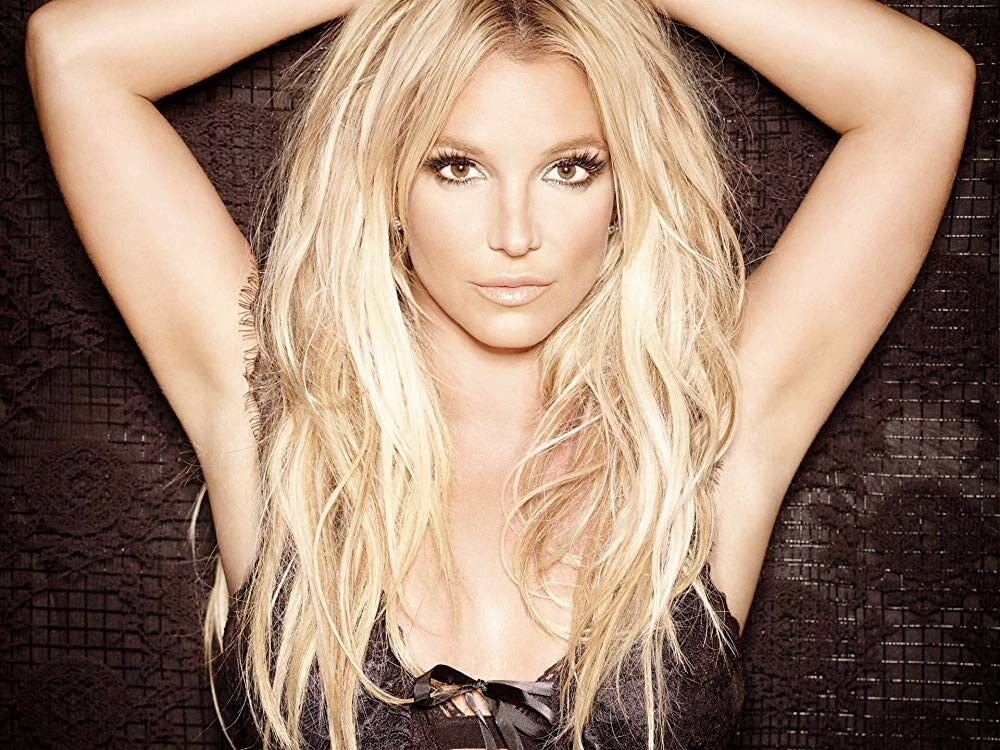 1 x Britney Spears in Scarborough 17th August - Row A!!!