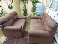 Sofas - 3 and 2 seater