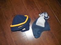 Boys Size 0-6 months Winter HATS