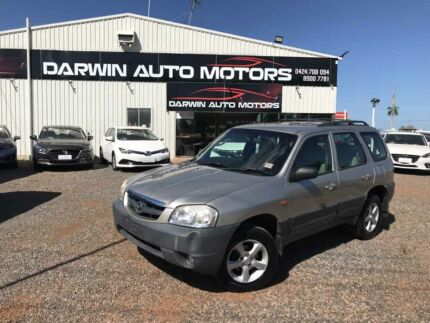 2004 Mazda Tribute Limited Sport Auto 4x4 Durack Palmerston Area Preview