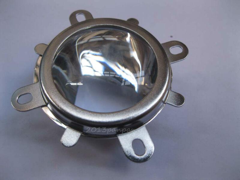 44mm Lens + Reflector Collimator + Fixed bracket For 20W 30W 50W 70W 100W LED