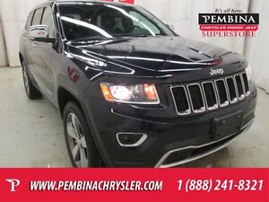 2016 Jeep Grand Cherokee Limited *REMOTE START, HEATED LEATHER,