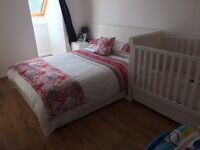 Large 1 bed flat for your 2 bed house