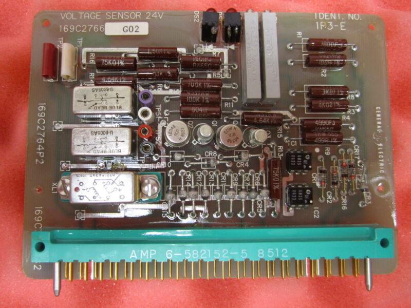 General Electric 169C2766 G02 Voltage Sensor 24V