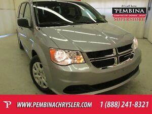 2015 Dodge Grand Caravan SXT *SIRIUS, BLUETOOTH, AIR*