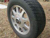 4 pneus Toyo Ultra + 4 mags Chevrolet