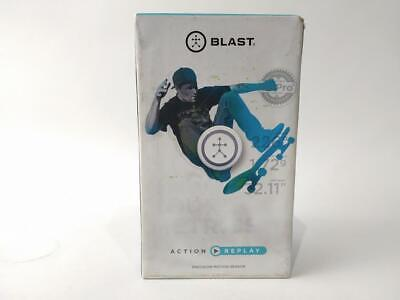 Blast Motion - Blast Action Replay Motion Sensor - Black -Used