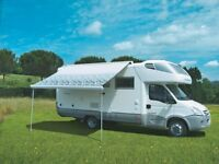 WANTED Motorhome awning, cassette type, Fiamma etc