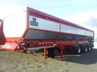 ABS LIVE BOTTOM TRAILERS