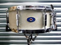 Leedy Snare Drum -1960s Shelly Mann Model