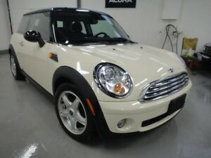 2008 MINI Cooper PANO ROOF 6 SPEEDS,MINT CONDITION