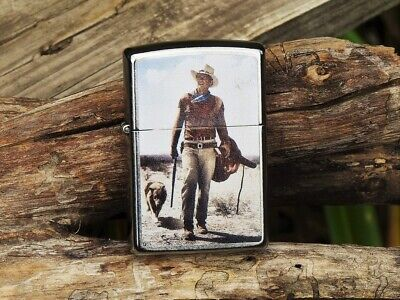 Zippo Lighter - John Wayne Collection - The Duke - Hondo - L
