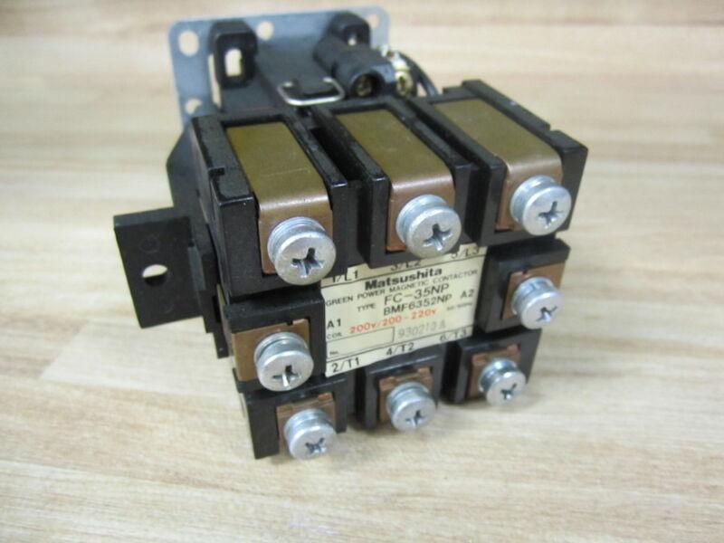 Matsushita FC-35NP FC35NP Magnetic Contactor