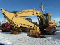 "235C CAT HOE WITH 36"" CUTTING BUCKET AT www.knullent.com"