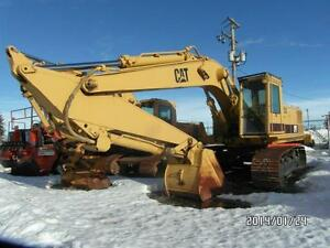 "235C CAT HOE WITH 36"" CUTTING BUCKET AT www.knullent.com Edmonton Area image 1"