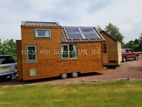 Looking for garden space or driveway to keep a tiny mobile eco home