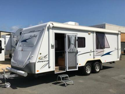 2007 Jayco Sterling 23ft Caravan Valentine Lake Macquarie Area Preview