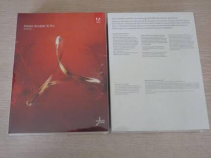Adobe Acrobat XI 11 Pro / Professional Win English NEW Sealed DVD