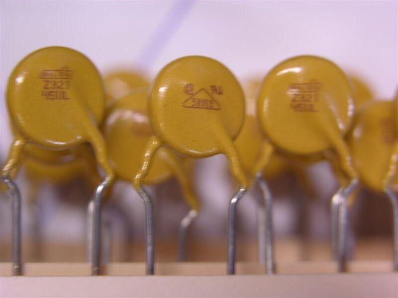 Varistors 300V 180pF 100 pieces