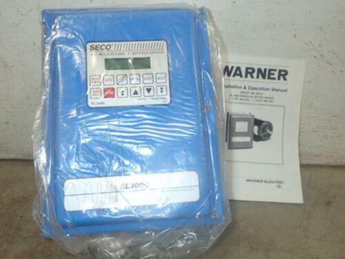 WARNER ELECTRIC SL3000 AC ADJUSTABLE SPEED DRIVE (NEW NO BOX)