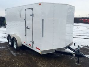 2015 Mirage 7x14T/A Enclosed Cargo Trailer