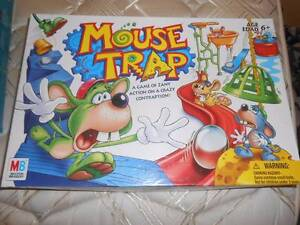 MB Mouse Trap board game Greenbank Logan Area Preview