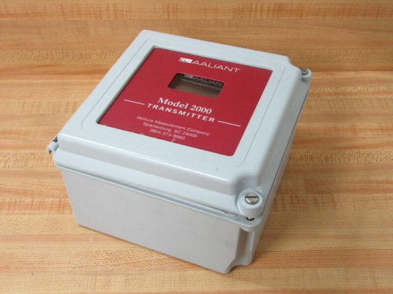 AAaliant MODEL 2000 Transmitter MODEL2000