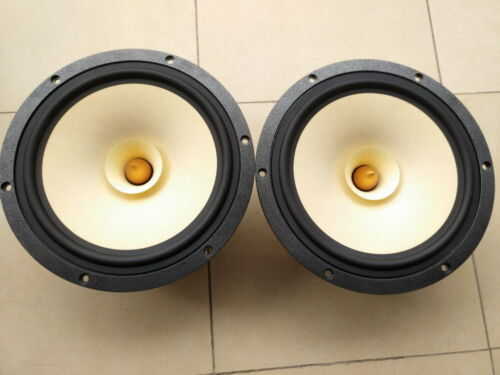 pair 2 unit  DavidLouis audio HiEND 8 inch fullrange speaker 97db  tube sounds