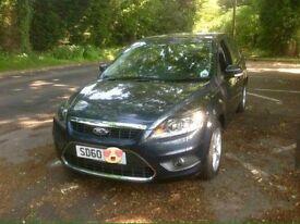 Ford Focus 2011, 50k, MOT, low tax