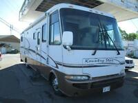 REDUCED T0 $32,900  -- 2002 NEWMAR Kountry Star  -  36'