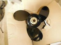 18 thru 25 hp. Mercury Replacement Propeller  10 3/8 x 13 pitch