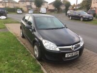 NEW MOT 2009/58 VAUXHALL ASTRA 1.7 CDTI ECOFLEX DIESEL 6 SPEED MANUAL ONLY £30 A YEAR TAX 1 OWNER
