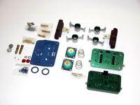 Holley QFT AED  E85 Adjustable Billet Metering Block Kit E85 Fully Adjustable