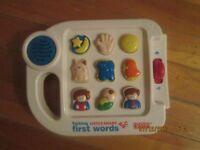 petit piano pour bébé