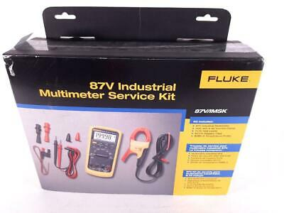 Fluke 87vimsk Industrial Digital Multimeter With Fluke - Preowned