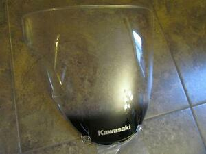 Motorcycle part- Original Kawasaki windshield (ZX-636)