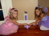 FAIRY DOORS AND FAIRY DRESS UP