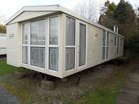 ATLAS VITA VITTORIA 35' x 12' STATIC CARAVAN FOR SALE OFF SITE